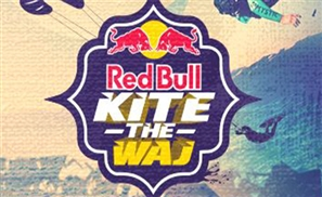 Red Bull #KiteTheWaj in Bahrain