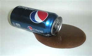 Couple Split Over Pepsi Feud