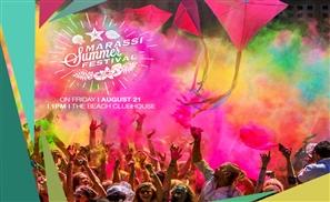 The Everlasting Thrill; Marassi's Summer Festival