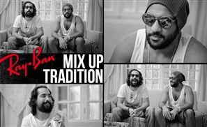 Ray-Ban Teams Up with Sharmoofers: Win Tickets to the Live Show