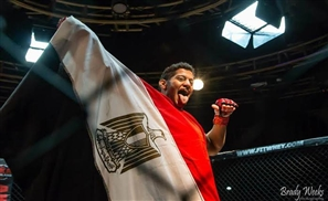 Video: Egyptian MMA Fighter Destroys German in Less Than 2 Minutes