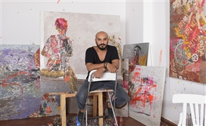 Contemporary Artist Dirar: On Life, Time, and Humanity