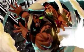 Meet Street Fighter's New Arab Character Rashid