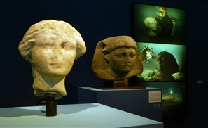 Egypt's Sunken Treasure To Tour Europe