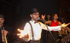 The Riff Band Goes Cabaret @ CJC