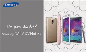 Samsung Galaxy Note 4: The Best of Both Worlds