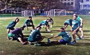 Ultimate Frisbee Taking Cairo By Storm
