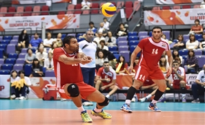 Egypt Men's Volleyball Moves Into World's Top 10 Teams