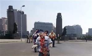How to Survive a Zombie Apocalypse in Cairo