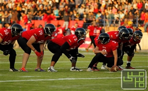 Cairo Hosts First Official American Football Match in Africa