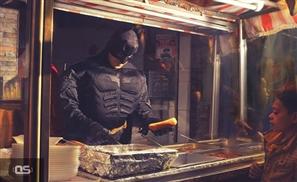 Introducing Egypt's Newest Superhero BATMAN
