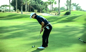 Mobinil Golf Tournament: A Whole in One at JW Marriott