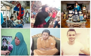 Egypt's Most Viral Personalities of 2014