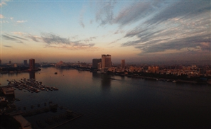 Sexy Skies Hit Cairo Once More