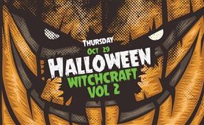 Exclusive: Witchcraft Volume 2 Halloween Party