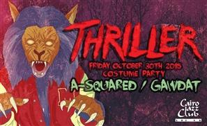 Thriller: Cairo Jazz Club's Killer Halloween Party