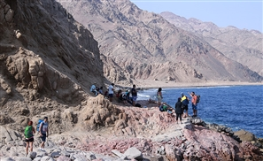 Between the Rocks and the Sea: Adventuring Abu Galum with Destination 31