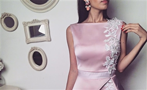 Amany El Cherif: Reveries of Majestic Gowns