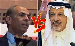 Saudi Ambassador and Al-Ahram Head Allegedly Duke It Out
