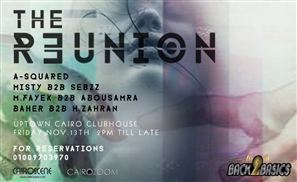 Back2Basics' The Reunion is Set to Rally the Party Troops