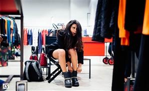Behind the Scenes of Citystars' Luxury Fashion Show