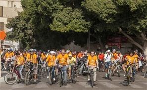 Cyclists To Reclaim Zamalek Roads For Orange Bike Day 2015