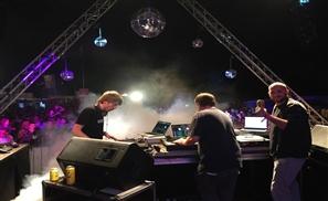 Restless Leg Syndrome, Safi, and Disco Misr Hitting Cairo Jazz Club