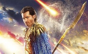 New Posters Portray The White 'Gods Of Egypt'