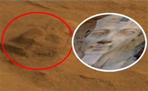Video: NASA Mars Rover Takes Viral Photo of Sphinx-like Face
