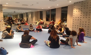 WenDo Self-Defence Class Empowers Women On Egyptian Streets