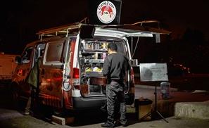 Café Up: Cairo's First Mobile Cafe