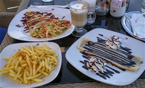 A Brief History Of Crepes, Brought To You By The Courtyard Maadi