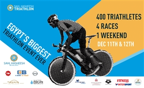 Sahl Hasheesh's Triathlon Is Back, and Bringing an Equestrian Festival With It