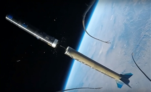 Another Historic Breathtaking Video From Space