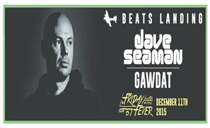 DJ Dave Seamen Lands at CJC
