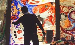 Explaining Alaa Awad, The Man Behind The Paintbrush