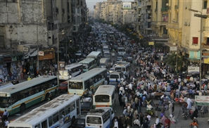 The Cairo User Experience: Walking