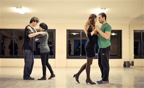 A Taste of Tango in the Heart of Cairo
