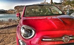 Fiat Unveils 500X in Sharm El Sheikh