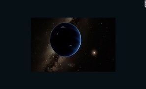 Planet 10 Times The Size of Earth May Be Hiding In Our Solar System