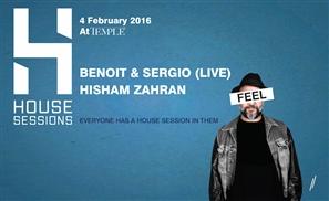 Nacelle House Sessions: Benoit & Sergio Live!