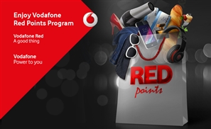 Pamper Yourself with Vodafone RED Points
