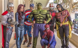 13 Coolest Costumes at EgyCon