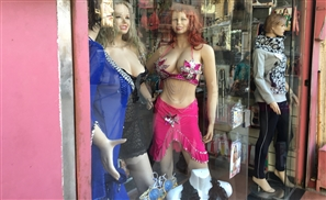 Finding Romance Window Shopping in Downtown Cairo