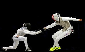 Egypt's National Fencing Team Qualifies For The 2016 Rio Olympics