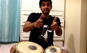 'How Deep Is Your Love' Tabla Cover Breaks the Internet