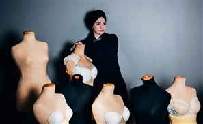 Meet the Palestinian Fashion Designer Elevating Hijab Couture in Egypt