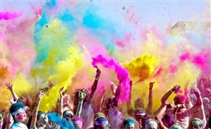 Exercise? Fun? Only At The Colour Run