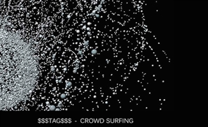 Album Review: Crowd Surfing EP by $$$TAG$$$ on Opal Tapes