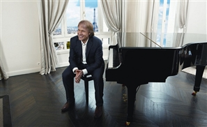 The World's Most Successful Pianist Is Coming to Cairo!